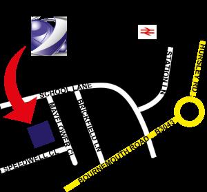 Auto Assistance Location Map